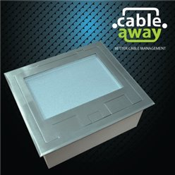 Shallow Floor Outlet Box 2...