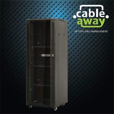 27RU Contractor Series Data Cabinets 600mm x 600mm