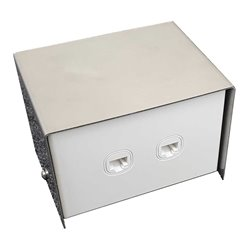 Floor Pedestal Outlet 2 x...