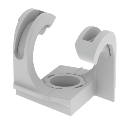 Floor Outlet Box 2 Power Round Brass Flush Lid 145 Series