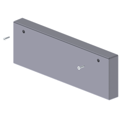 Clip Adapter with Locking Nut 20mm