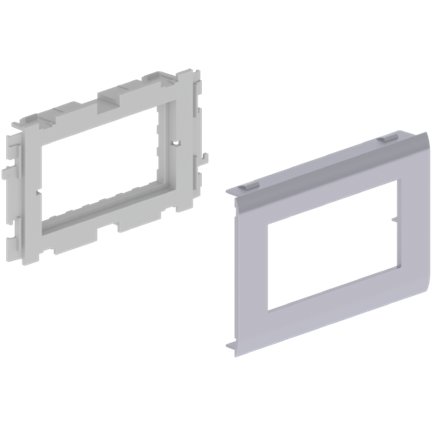 SD Series Aluminium Skirting Duct