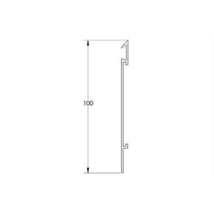 Round Service Pole 50mm Diameter