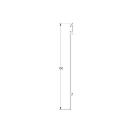 Round Service Pole 32mm Diameter