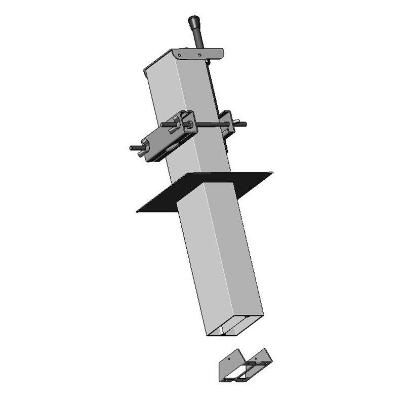 Multi Media 45 Series Double Mounting Module