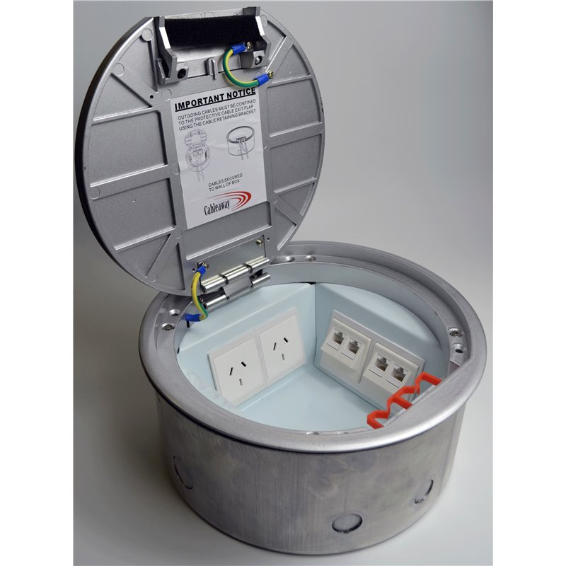2 Pole Female Plug Connector