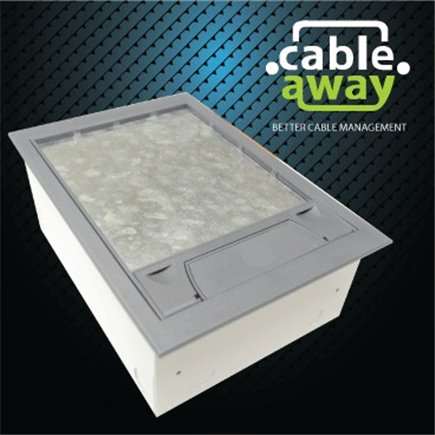 18RU Contractor Series Data Cabinets 600mm x 600mm