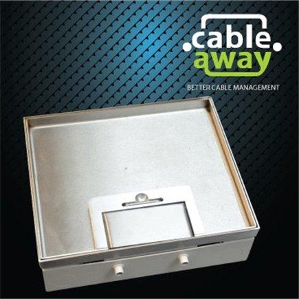 Tardis  In Desk Table Box (Anodised Finish)