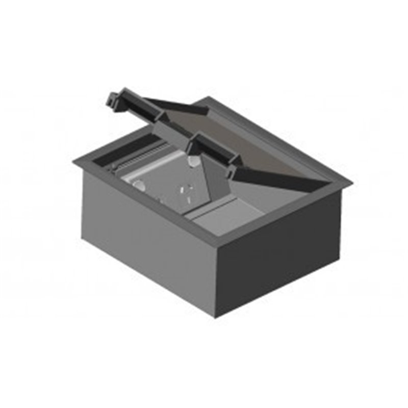 37RU Contractor Series Data Cabinets 600mm x 600mm