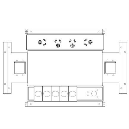 2m Patch Panel
